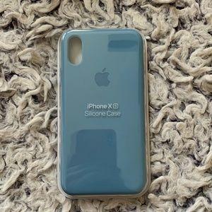 Apple iPhone X/XS phone case - Cornflower
